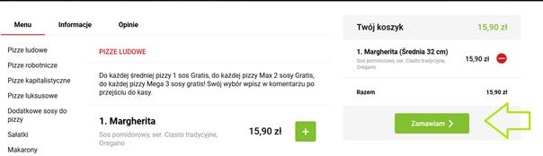 PizzaPortal promocje