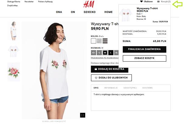 H&M promocje