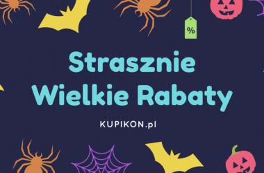 Halloween kody rabatowe i promocje